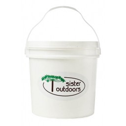 MAGNÉSIO 1kg - (POTE) - SISTER OUTDOORS